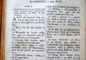 Gaelic Bible 2