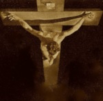 SALVADOR DALI'S CRUCIFIXION copy 2